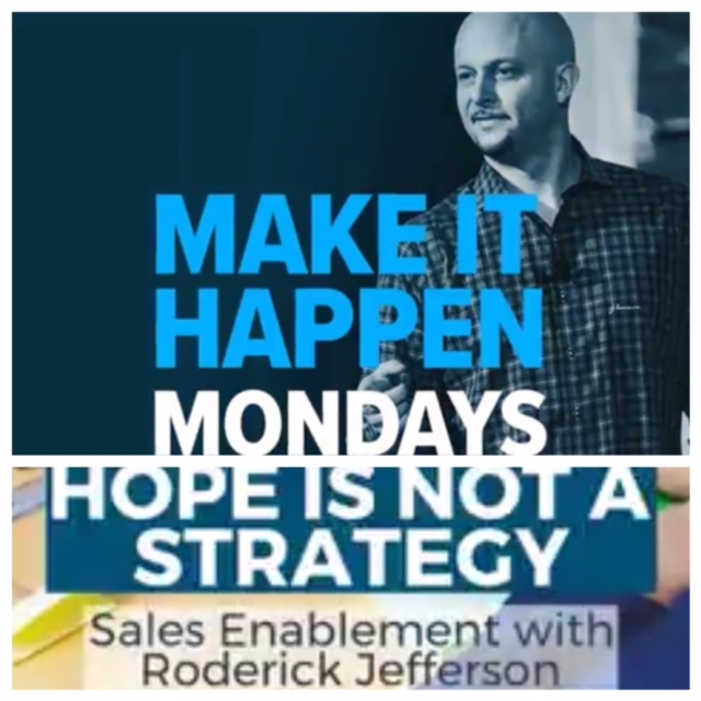 Hope Is Not A Strategy (Digging Into Sales Enablement)
